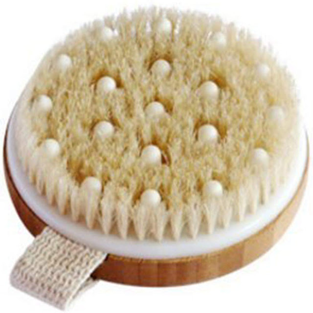 Boar Bristle Body Brush