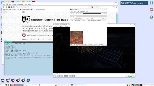 Puppy Linux Tahrpup