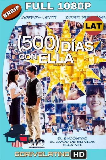 500 Días Con Ella (2009) BRRip 1080p Latino-Ingles MKV