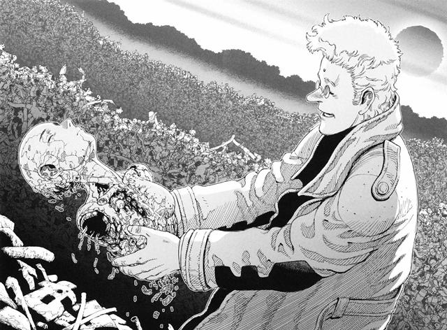 Gunm, manga de Alita Angel de Combate