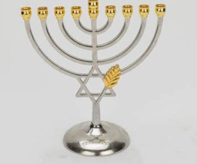 محاولة إدخال الشمعدان اليهودي إلى الأقصى