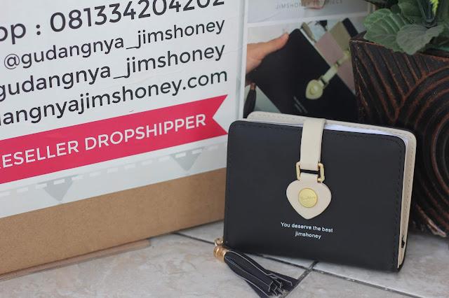 Real Pict Dompet Jims Honey Mini Kierra