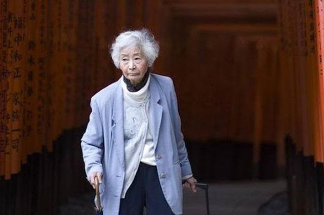 Bikin Merinding, Nenek asal Jepang Ini Diduga Lakukan Hal Kejam, Polisi yang Datang ke Rumahnya Kaget Bukan Main!