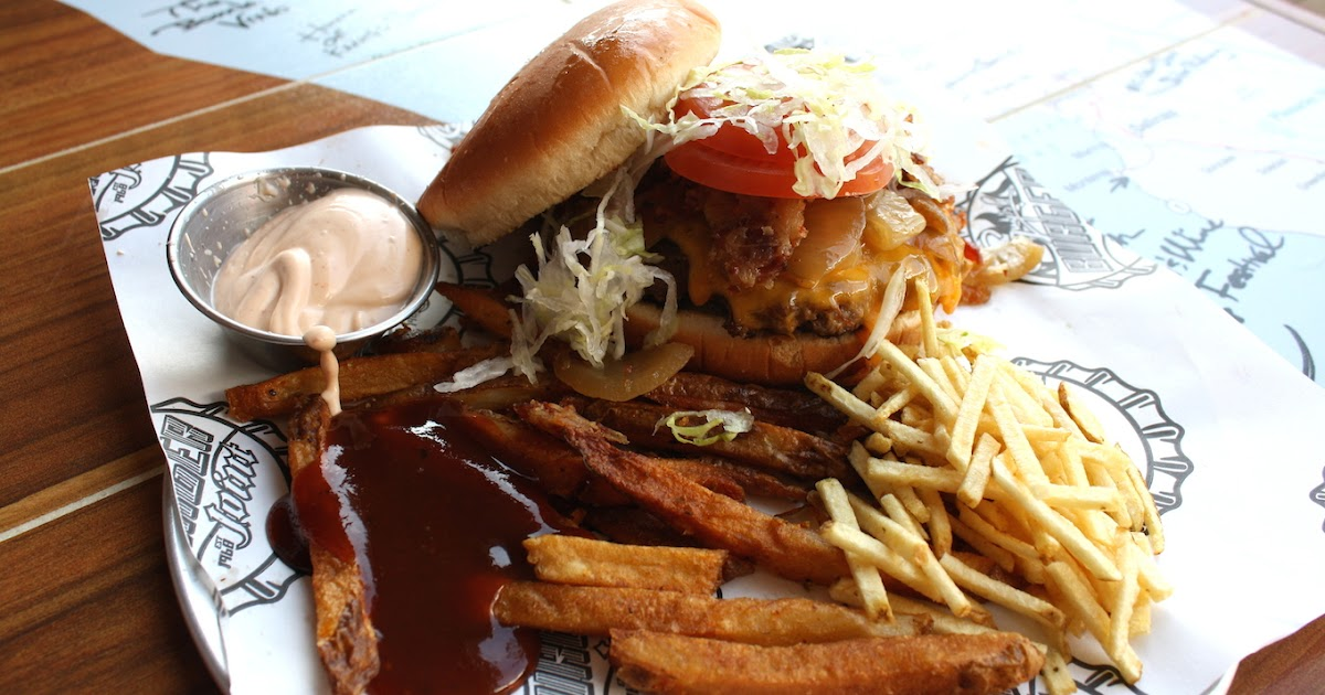 Chef Guy Fieri39s Burger Joint Is A Yummy Addition To Carnival Cruise  C
