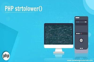PHP strtolower() Function