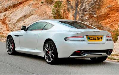Aston Martin DB9 Colurs