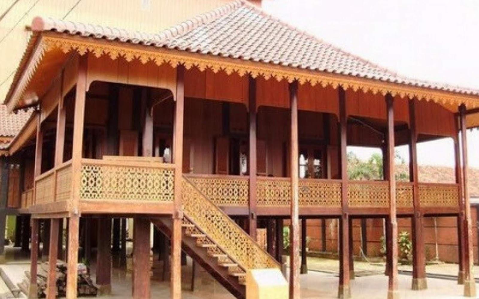 4 Rumah Adat Lampung Berikut Gambar Serta Penjelasannya Cindri Yanto