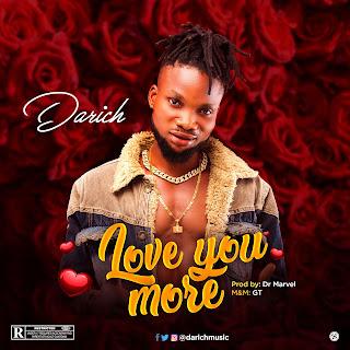 Darich - LOVE YOU MORE