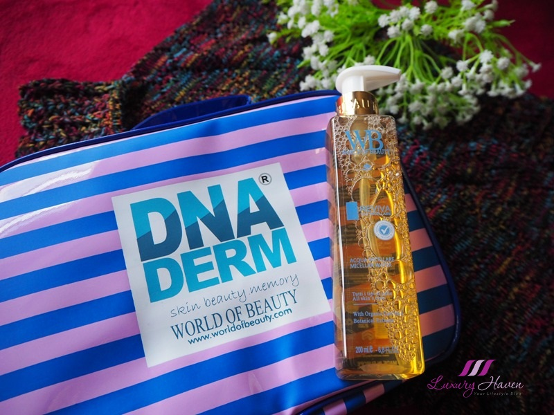 world of beauty reviva eau micellaire