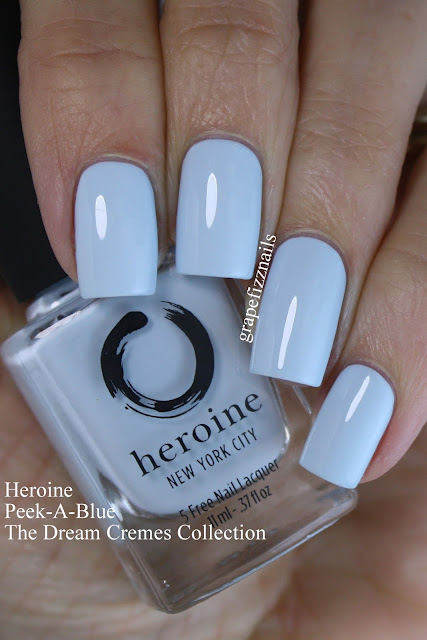heroine polish peek-a-blue