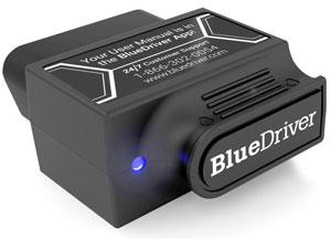 BlueDriver Bluetooth OBDII