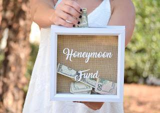 Honeymoon Fund Etiquette less transactional