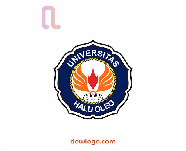 Logo Universitas Halu Oleo Vector Format CDR, PNG