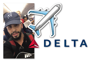 Adam Saleh Delta Kicks Off Muslim Arabic Boycott