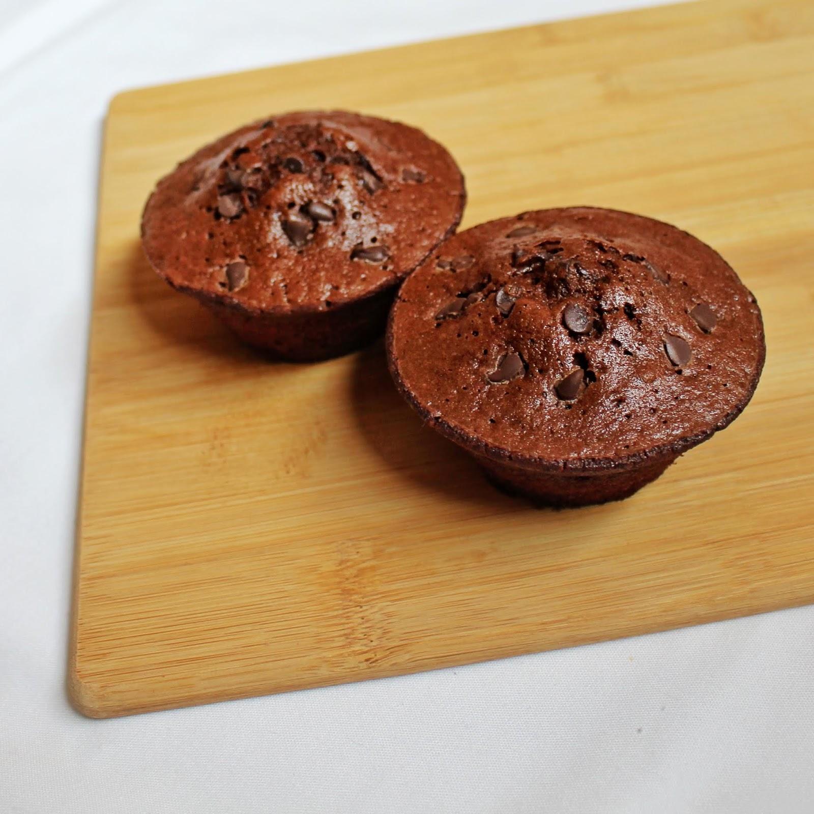 A Receita mais fácil para os Melhores Cupcakes de Chocolate