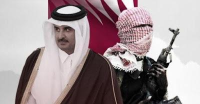 قطر, قطر خطر, الدوحة, الدول العربية, خنجر مسموم,