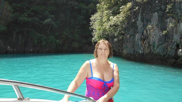 купание у строва Пхи-Пхи