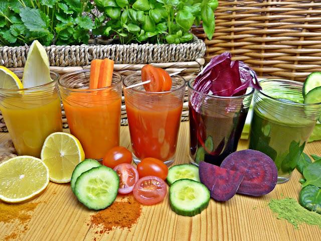 aliments nettoient votre corps des toxines