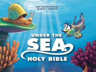 Giveaway : Under the Sea Holy Bible