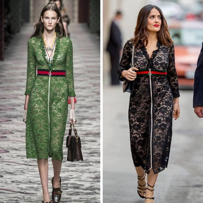 Gucci / Salma Hayek