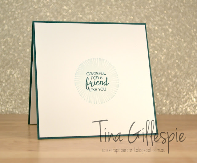scissorspapercard, Stampin' Up!, Lovely Inside & Out, Bunch Of Blossoms, Lovely Words Thinlits