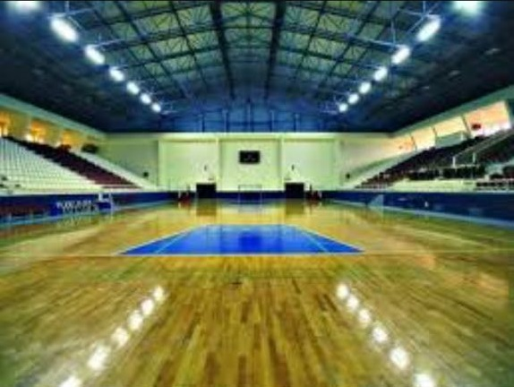 Sporthall for IFK Turkish Open 2017