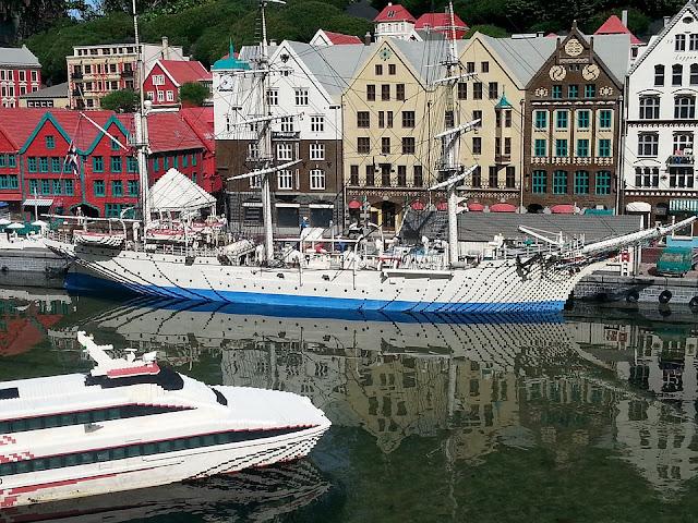 Legoland in Danimarca tra i migliori parchi divertimento al mondo