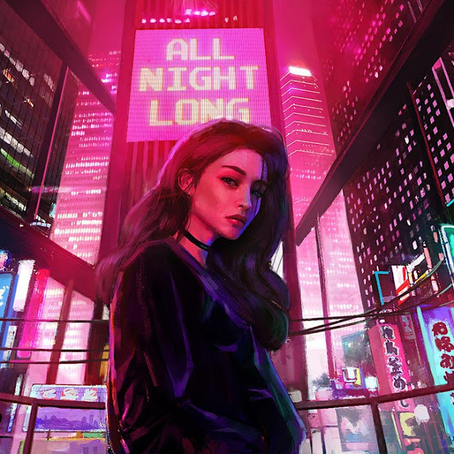 All Night Long Wallpaper Engine