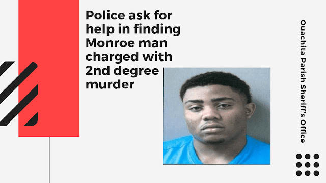 Police need help finding 2nd degree murder suspect
