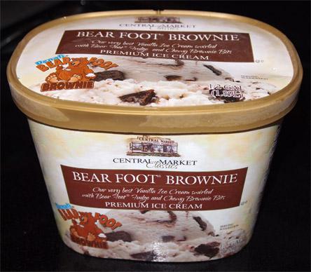 Mint moose tracks ice cream