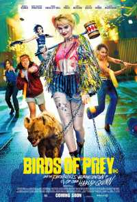 Birds of Prey 2020 Full Movie Dual Audio Hindi Dubbed Download HD 480p