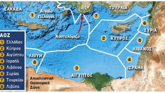 Κανείς δεν θα βοηθήσει την Ελλάδα απέναντι στην Τουρκία