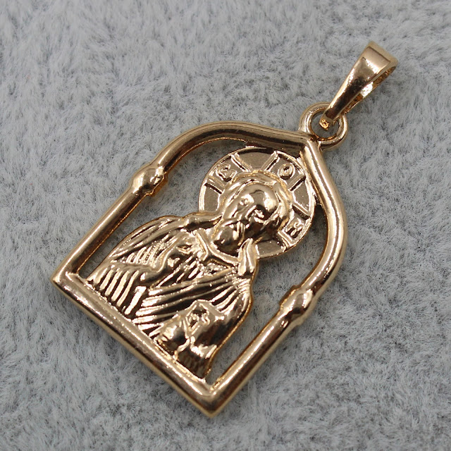 Ладанка позолота Xuping Jewelry 5