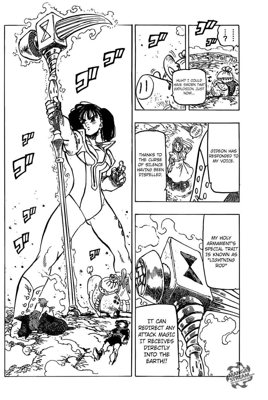 Seven Deadly Sins, Chapter 280 - Seven Deadly Sins Manga Online