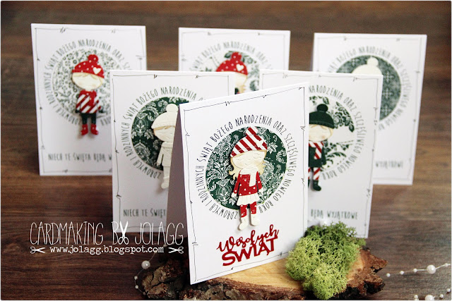 C&S w kartkach bożonarodzeniowych