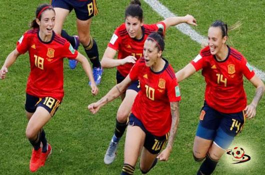 Nữ Tây Ban Nha vs Nữ Mỹ 23h00 ngày 24/6 www.nhandinhbongdaso.net