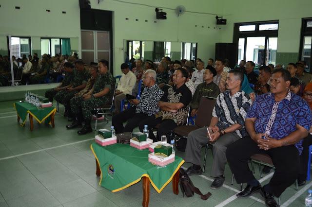 Cegah Dan Tangkal Radikalisme/separatisme Kodim Klaten Gelar Pembinaan Komunikasi Sosial