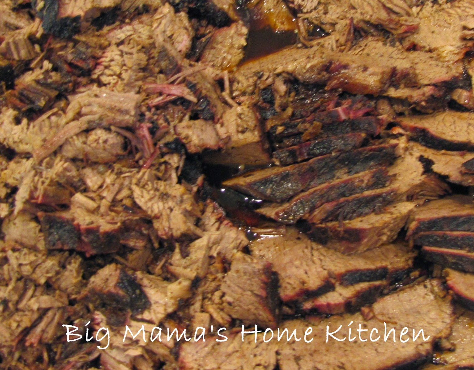 Big Mama S Home Kitchen Smoked Beef Brisket Photos Only