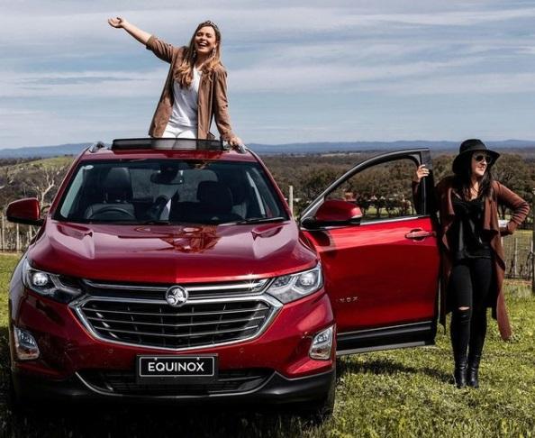 Holden Equinox