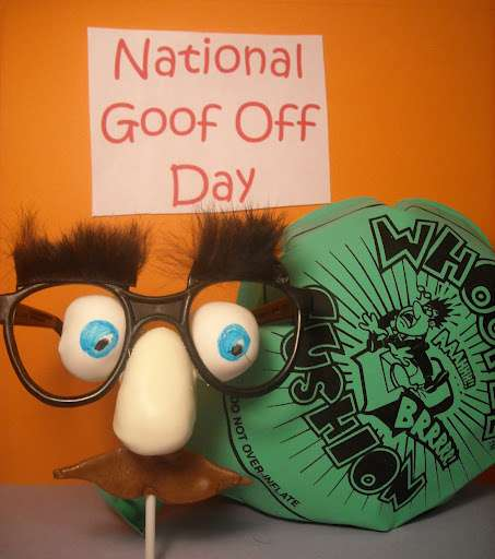 National Goof Off Day Wishes pics free download