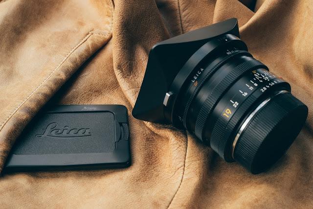 LEICA ELMARIT-R 19 mm f/2.8 II
