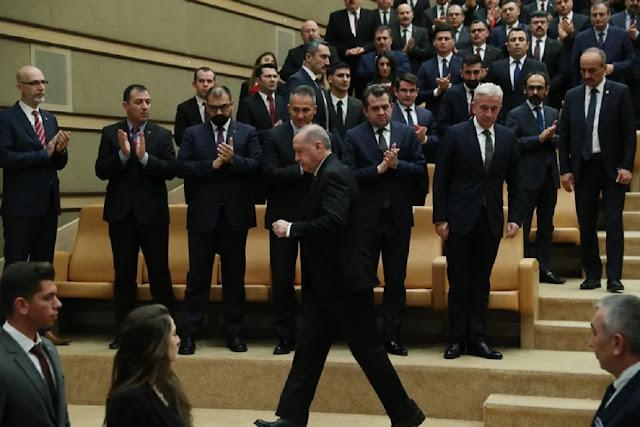 Ο Ερντογάν θέλει περιφερειακό πόλεμο