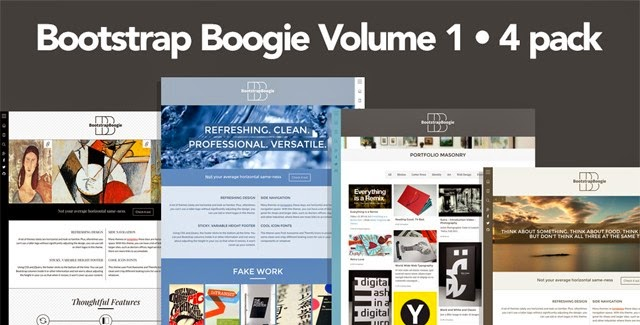 Pro Bootstrap Themes And Templates Bootstrapboogie