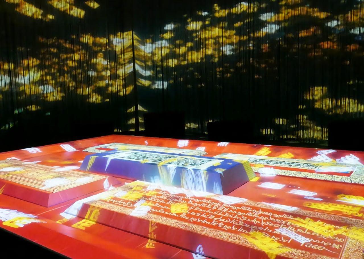 藝起冒險|一場始於十七世紀的數位旅程|故宮×南市圖特展|活動
