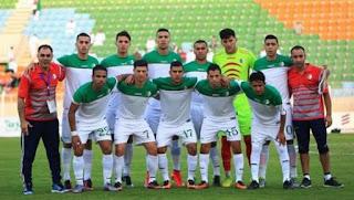نتيجة واهداف مباراة الجزائر وإيران الاربعاء 18-1-2017 كأس العالم العسكرية  لكرة القدم