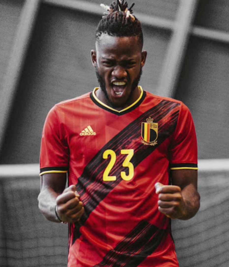 Belgium Euro 2020 Home Kit