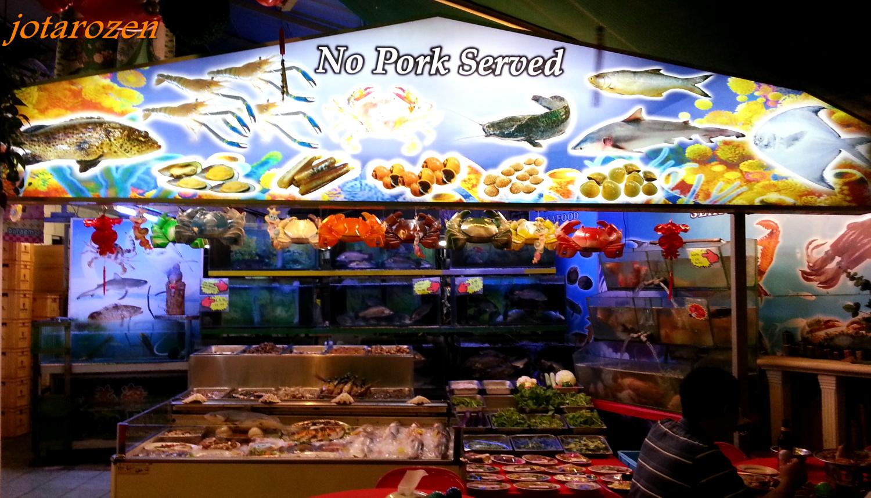Hokkaido Seafood Restaurant Review