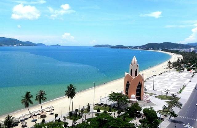 Biển Nha Trang Khánh Hòa