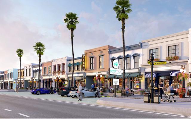Shophouse ven biển luôn thu hút giới đầu tư