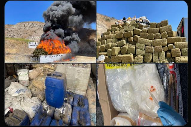 Video: El Patrón Mayo los va a reprender le bajan 30 toneladas de droga a El Cártel de Sinaloa